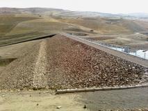 Réalisation d'un petit barrage- Oued Talbent-Aïn Defla